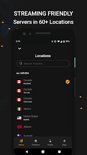 VPNhub Mod Apk (Premium Unlocked) Best Free Unlimited VPN 9