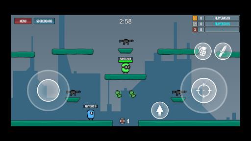 mini rangers: online militia game screenshot 2