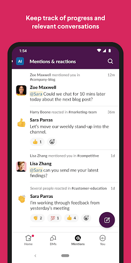 Slack 20.10.20.0 Screenshots 3