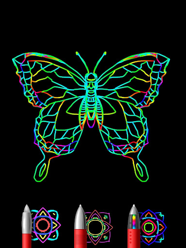 Doodle Master - Glow Art 1.0.26 Screenshots 23
