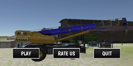 Heavy Excavator Jcb City Mission Simulator screenshot 1
