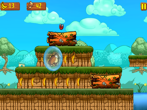 Banana King Kong - Super Jungle Adventure Run 3.1 screenshots 13