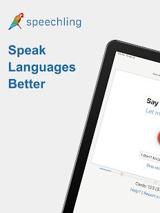 Speechling - Learn to Speak Any Language