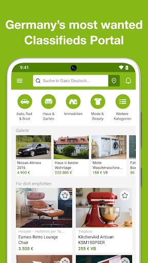 eBay Kleinanzeigen u2013 your online marketplace android2mod screenshots 1