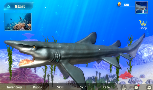 Helicoprion Simulator apkpoly screenshots 8