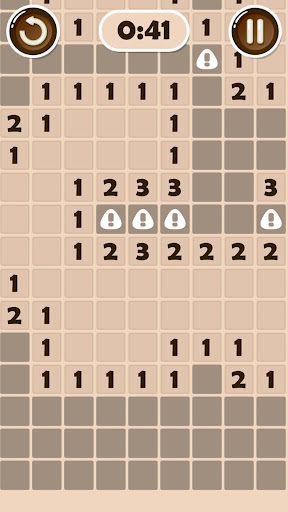 Puzzle game: Real Minesweeper apktram screenshots 5