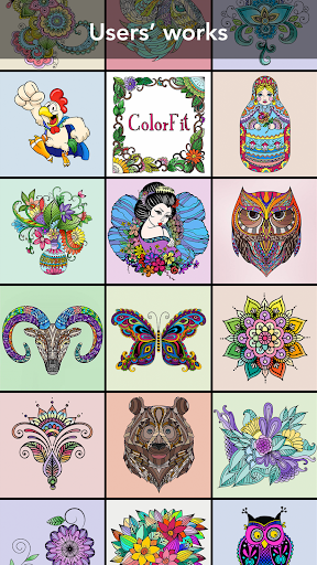 Coloring Book for family 3.2.1 screenshots 19