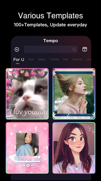 Tempo - Face Swap Video Editor  poster 5