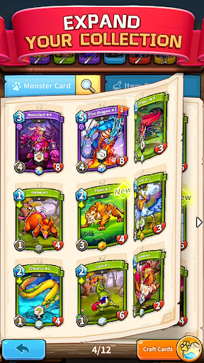 Card Monsters: 3 Minute Duels apkdebit screenshots 10