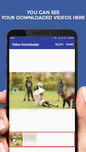 Video Downloader for FB – FB Downloader 4