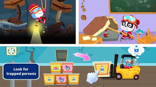 Little Panda's Earthquake Rescue  Screenshots 4