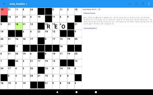 Codeword Puzzles Word games, fun Cipher crosswords 7.5 screenshots 10