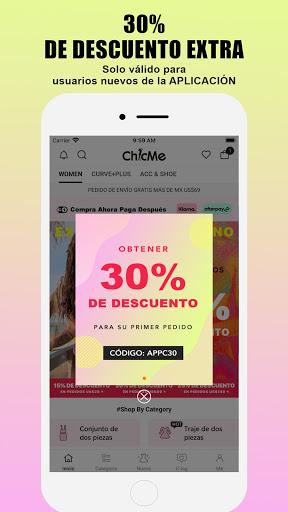 Chic Me - Best Shopping Deals apktram screenshots 13
