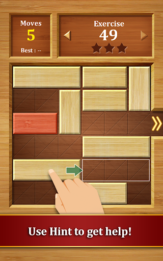 Move the Block : Slide Puzzle 20.1208.00 screenshots 1