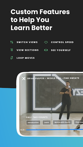 STEEZY - Learn How To Dance 2.9.0 Screenshots 2
