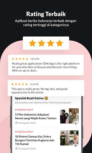 IDN App - Aplikasi Baca Berita Terlengkap 6.10.0 Screenshots 2