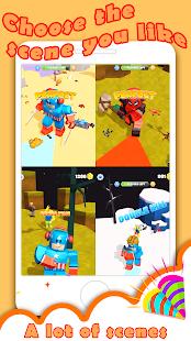 Hero Crusher in survival mode 1.2 screenshots 2