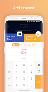 1Money Premium v2.3.0 MOD APK – Expense Tracker, Money Manager, Budget 4