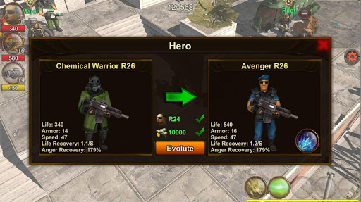 Hero Z 1.0.21 screenshots 6
