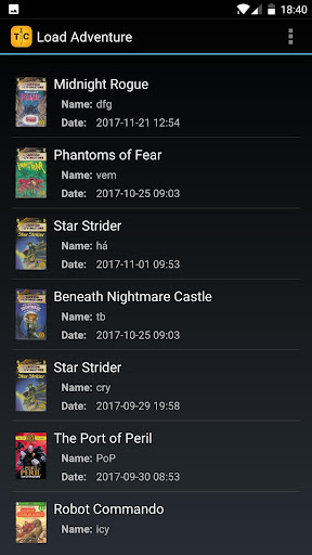 Titan Companion screenshots 3