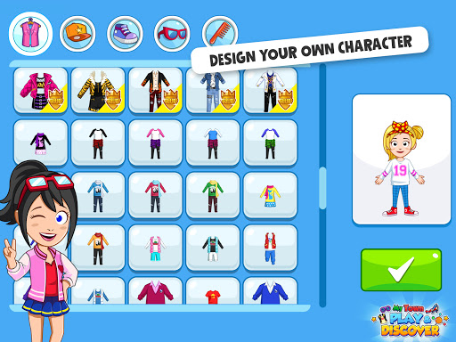 My Town : Play & Discover Pretend Play Kids Game  screenshots 15