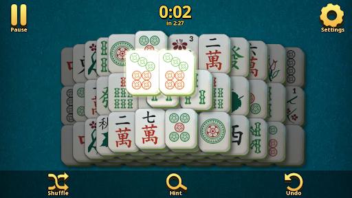 Mahjong Solitaire Classic : Tile Match Puzzle 2.1.16 screenshots 7