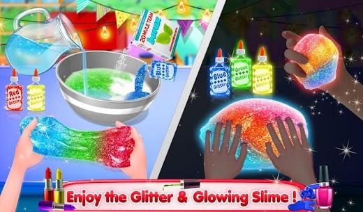 Unicorn Slime Maker Simulator Satisfying Games DIY 4