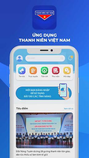Thanh niên Việt Nam modiapk screenshots 1