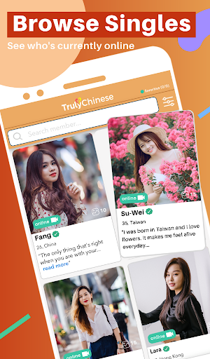 TrulyChinese - Chinese Dating App 5.12.2 Screenshots 16