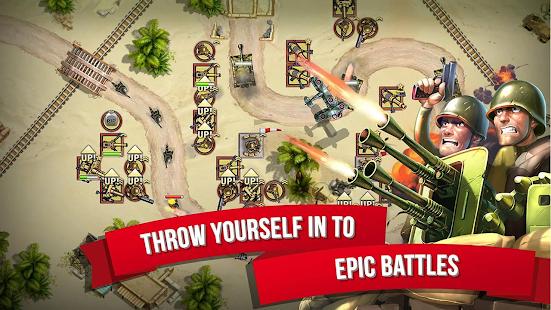 Toy Defence 2 u2014 Tower Defense game 2.23 Screenshots 13