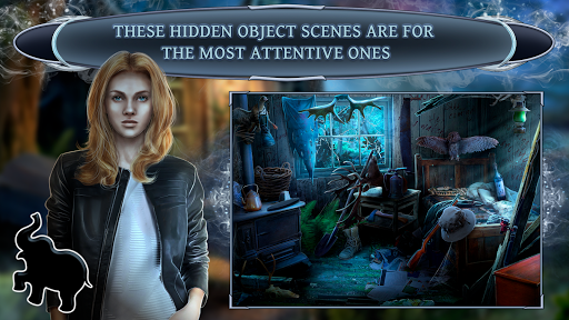Paranormal Files: The Tall Man - Hidden Objects 1.0.6 screenshots 2