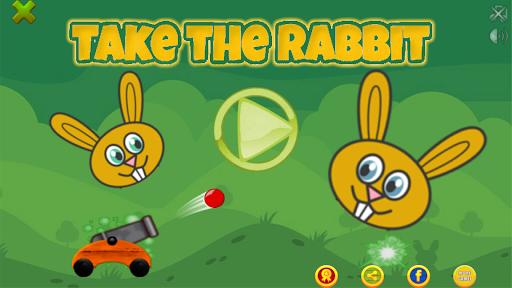Take The Rabbit: Shooting game 1.0.13 screenshots 1