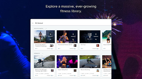 iFIT: At Home Fitness Coach. Workout Tracker. HIIT 2.6.64 Screenshots 20