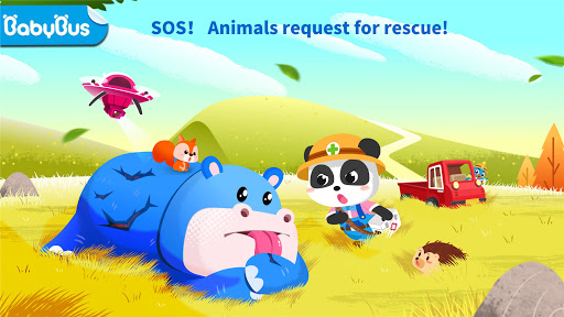 Baby Panda: Care for animals screenshots 1