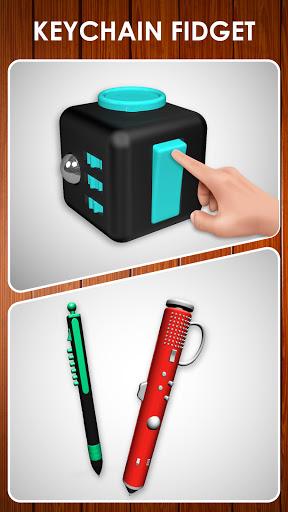 Fidget Toys 3D - Fidget Cube, AntiStress & Calm apkpoly screenshots 10