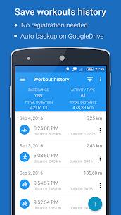 GPS Spor İzci – Koşu, Yürüme, Bisiklet sürmek Apk İndir 2