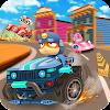 Kart Racing Go - Drift kart buggy rush racing game