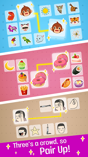 Pair Up - Match Two Puzzle Tiles! screenshots 1