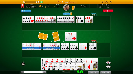 Buraco  screenshots 4