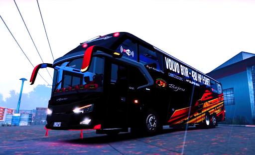 Indonesia Bus Simulator : Jetbus Livery  screenshots 1