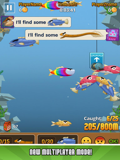 Ninja Fishing 2.5.2 screenshots 11