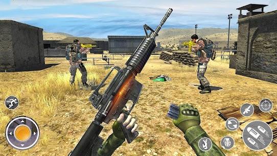 Gun Strike 3d Shooter: Special Commando Shooting Hack Cheats (iOS & Android) 2