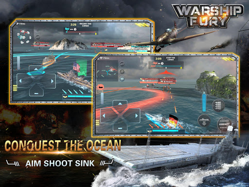 Warship Fury android2mod screenshots 15