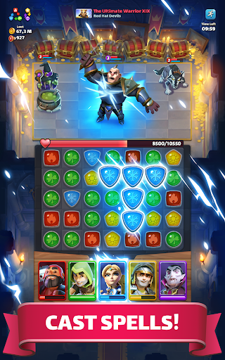 Puzzle Breakers screenshots 5