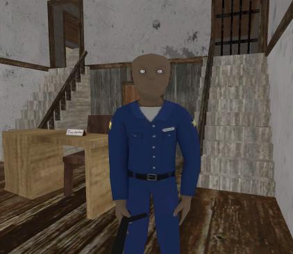 Evil Officer - Horror House Escape screenshots 4