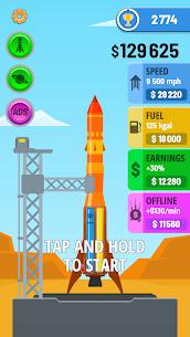 Baixar Rocket Sky MOD APK 1.4.3 – {Versão atualizada} 1