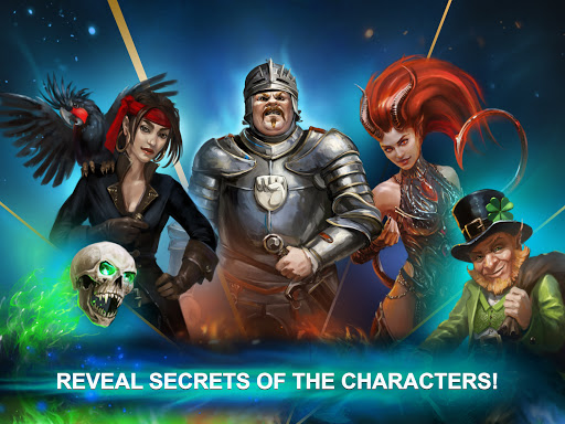 Blood of Titans: Quest & Battle Fantasy CCG screenshots 11