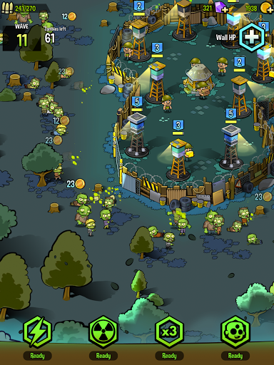 Zombie Towers 13.0.17 screenshots 7