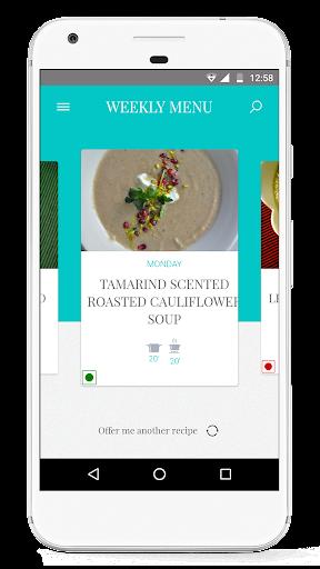 Ricette Italiane Monsieur Cuisine Connect & Plus  Screenshots 1