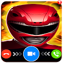 video call from power's rangers, and chat prank